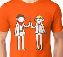 Merlin and Arthur Unisex T-Shirt