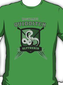 Slytherin Quidditch (3) T-Shirt