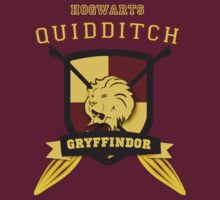 Gryffindor Quidditch (3) by forcertain