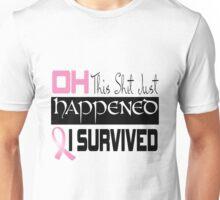 Cancer Survivor Unisex T-Shirt