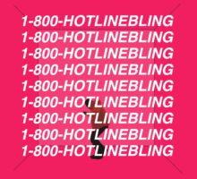 1-800-HOTLINEBLING by OffRedEye