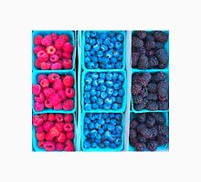 Farm Fresh Berries - Raspberries Blueberries Blackberies Unisex T-Shirt