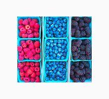 Farm Fresh Berries - Raspberries Blueberries Blackberies T-Shirt
