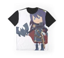 Chibi Lucina Vector Graphic T-Shirt
