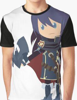 Chibi Lucina Vector Graphic T-Shirt
