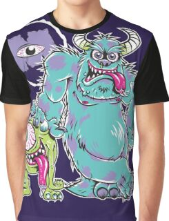 Monsters Fink Graphic T-Shirt