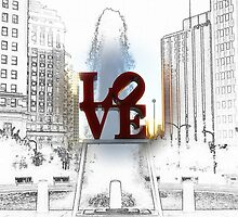 It's Only Love by Bill Cannon