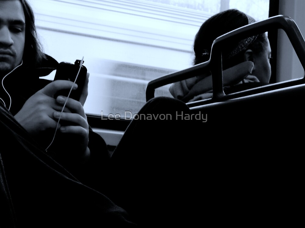 Riding the RTA by Lee Donavon Hardy