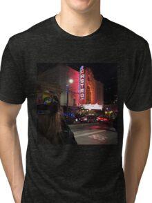 Castro Theatre - SF Tri-blend T-Shirt