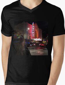 Castro Theatre - SF Mens V-Neck T-Shirt