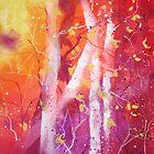 Vermont Birches by chrisblevins