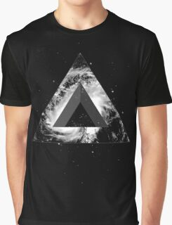 The Bermuda Triangle Graphic T-Shirt