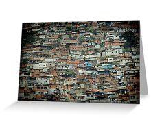 Caracas Ranchos © Greeting Card