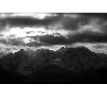 Remembers - Tatra Mountains . by Brown Sugar . Merry Christmas and Happy New Year 2013 ! Photographic Print