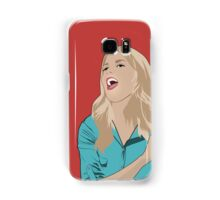 Grace Helbig Portrait Samsung Galaxy Case/Skin