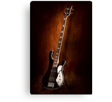 Instrument - Guitar - High strung Canvas Print