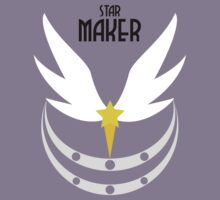 Sailor Star Maker (Minimalist Homage) by trekvix