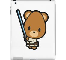 May The Fur Be With You iPad Case/Skin