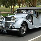 Alvis Speed 25 1937 by Geoffrey Higges