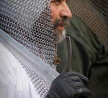 Old sword man by mariocassar