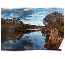 The Gairdner River in Fitzgerald River NP  Poster