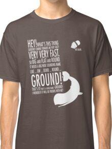 Panicking  Classic T-Shirt