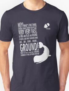 Panicking  Unisex T-Shirt