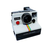 Polaroid OneStep  by Ross Jardine