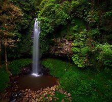 Crystal Shower Falls by Jason Pang, FAPS FADPA
