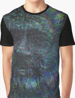 Terence McKenna Tribute Poster 02 Graphic T-Shirt