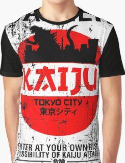 DANGER KAIJU poster Graphic T-Shirt