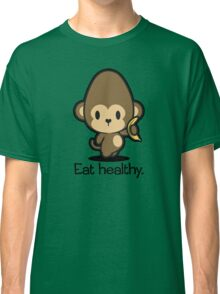 Farm Babies - Eat healthy. Classic T-Shirt