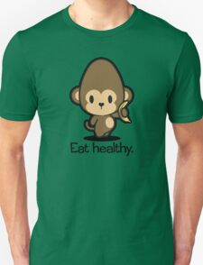 Farm Babies - Eat healthy. Unisex T-Shirt