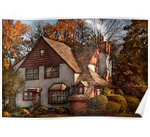 Cottage - Westfield, NJ - Family Cottage Poster