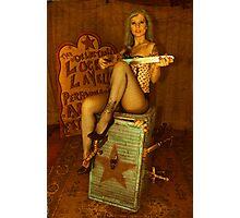 sword play Photographic Print