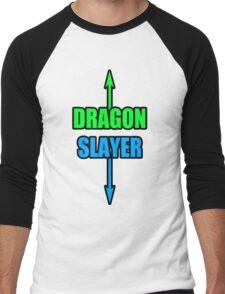 DRAGON SLLAAYYYEEERR! Men's Baseball ¾ T-Shirt