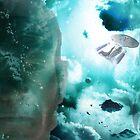 Locutus of Borg Star Trek by bmelchior