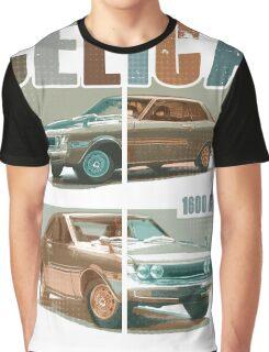 NEW Men's Classic Car T-Shirt Graphic T-Shirt