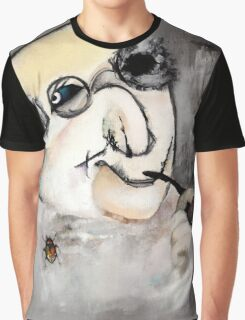 Portrait of CARL JUNG Graphic T-Shirt