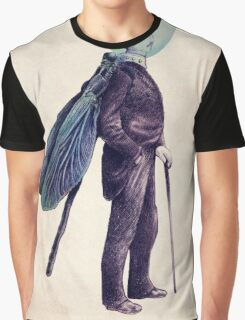 Inspector Dragonfly Graphic T-Shirt