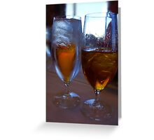 A Toast Greeting Card