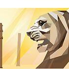 Lion of Persepolis by SFDesignstudio