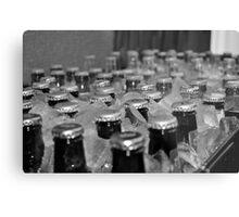 The Drinks Metal Print