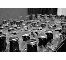 The Drinks Photographic Print