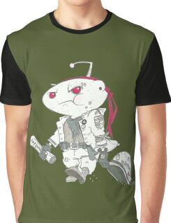 A day on the Reddit Frontlines Graphic T-Shirt