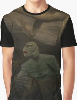 Creature from the Graphic T-Shirt