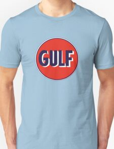 GULF VINTAGE OIL CAR T-Shirt