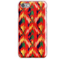 Navajo 4 iPhone Case/Skin