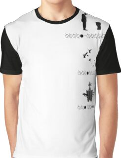 Paul Thomas Anderson Puzzle Graphic T-Shirt