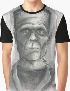 Frankenstein...Mmmm. Graphic T-Shirt